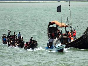 Muğla ve Aydın'da 102 kaçak göçmen kurtarıldı
