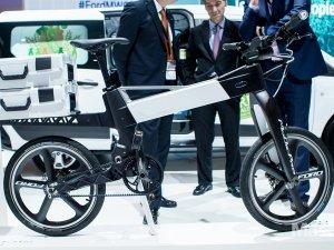 Otomotiv Devi Ford'dan iki yeni akıllı bisiklet