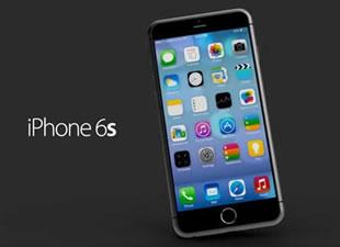 iPhone 6S'in SIM'i içinde olacak