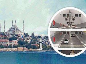 Büyük İstanbul Tüneli YİD modeliyle yapılacak