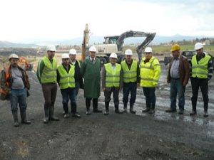 Bahçe-Nurdağ Varyantı tünel inşaatları hızla devam ediyor