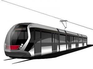 Bozankaya'nın ürettiği yerli tramvay ilk olarak Kayseri'de