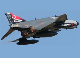 O uçakların modernizasyonu İsrail'e ait