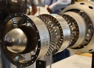 Üç boyutlu yazıcıda ilk kez jet motoru yapıldı