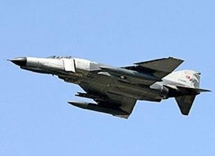 RF-4F'lerin uçuşu durdurulacak