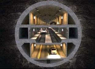 İstanbul'da '3 katlı tünel'e onay