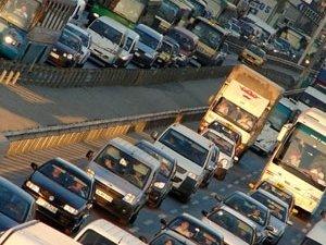 Trafikteki araç sayısı yüzde 10,5 arttı