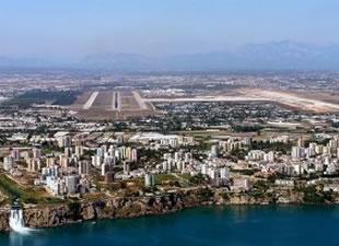 Antalya'nın batısında 3. havalimanı