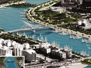 Kanal Antalya projesi tanıtıldı