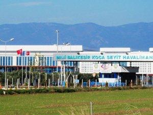 Koca Seyit Havalimanı, kendini aştı