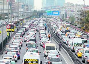 4 milyon araç muayenesiz