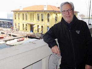 Denizciler İzmir'e 'Teknepark' istiyor