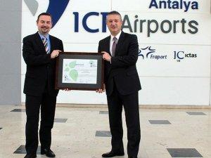 Antalya Havalimanı en üst seviyeye ulaştı