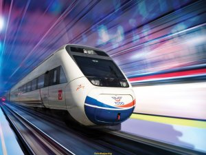 Suudi Arabistan'a Türk hızlı treni