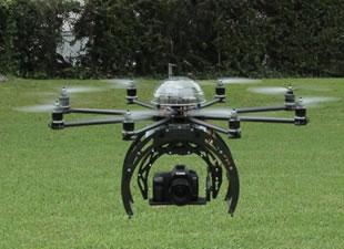 Drone'lar milyar dolara uçuyor