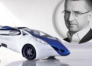 AeroMobil uçan otomobilini 2017'de çıkarıyor