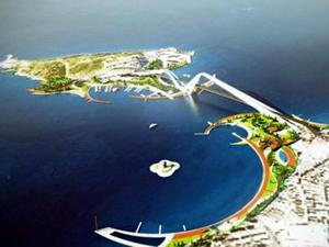 Cunda Adası'na yat limanı ve köprü yapılacak