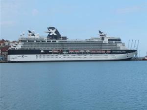 Doğu Karadeniz kruvaziyer turizmi için atakta