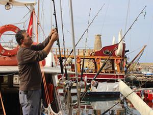 KKTC'de balıkçılara teşvik primi verilecek