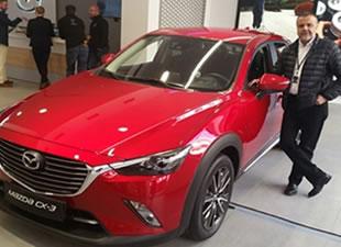 Mazda'dan fantastik dörtlü