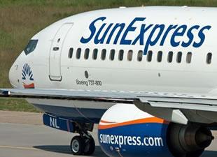 SunExpress yurt dışı uçuş ağını genişletiyor