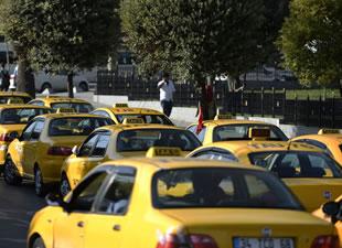 Taksi plakalarında yeni dönem