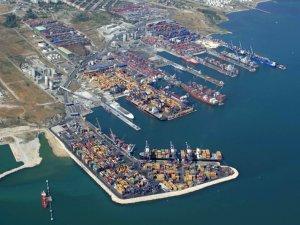 Ambarlı Limanı 124 bin ton yük trafiğine sahne olacak