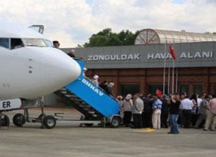Zonguldak Havalimanı'ndan Uçak Seferleri Başlıyor