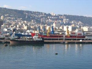 İsrail, Haifa Limanı'nın işletmesini Çinlilere verdi