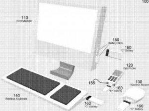 Apple yeni pil sistemine patent aldı
