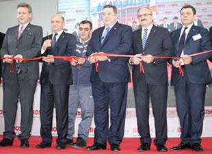 Bosch Fren Sistemleri yeni fabrikası açıldı