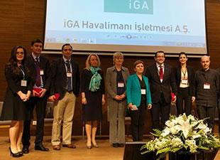 """İGA ''Altın Sponsor""""u olarak ilk desteğini verdi"""