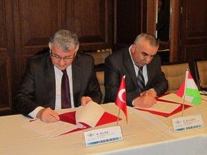 Tacikistan uçuşları için yeni anlaşma imzalandı