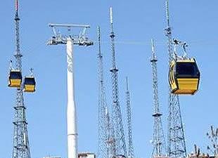 Yenimahalle -Şentepe teleferik hattında 2. etap devreye giriyor