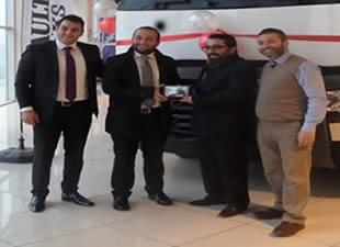 Renault Trucks'tan 50 araçlık teslimat
