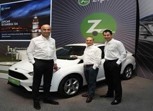 """İstanbul'da araç paylaşımı """"Zipcar"""" ile başlıyor"""