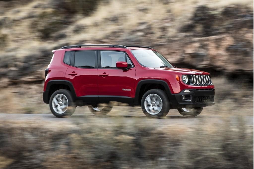 Jeep Renegade'e İspanya'dan ödül