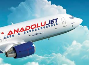 Anadolu Jet'ten Sabiha Gökçen çıkışlı yeni hatlara özel kampanya