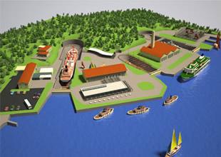 Haliç Port 'Özel proje alanı' ilan edildi