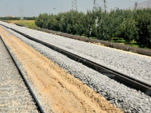Karaman'da hızlı tren yol çalışmalarında sona gelindi