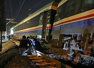 TCDD İzmirde meydana gelen tren kazası ile ilgili açıklama yaptı
