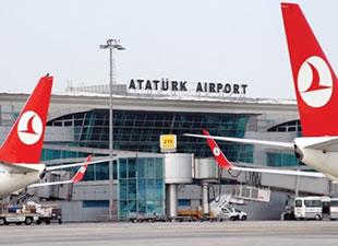 Atatürk Havalimanı, 2015'in ilk rekorunu kırdı