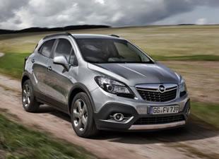 Opel Mokka dizel otomatik geliyor