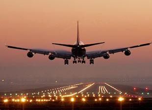 2014'ün en çok yolcu ağırlayan 10 havalimanı belirlendi