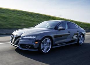 Audi'den sürücüsüz yenilik