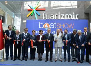 Boat Show kapılarını açtı