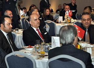 Lojistik sektörünün liderleri İstanbul'da buluştu