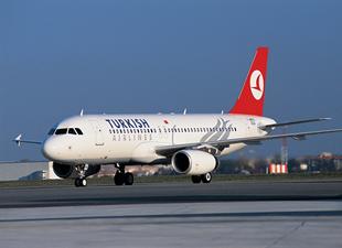 Türk Hava Yolları Uçağı Acil İniş Yaptı