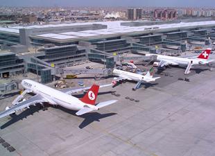 Havayolu yolcusu yüzde 9 arttı