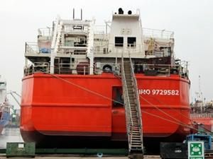 Necmeddin Bilal Erdoğan, yeni gemisine M/T POET QABIL ismini verdi